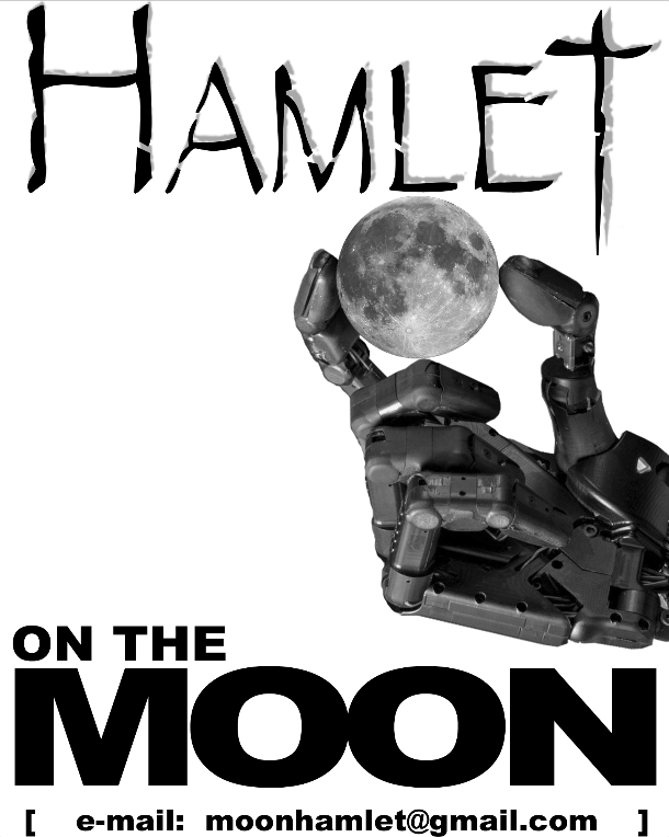 Hamlet on the Moon poster